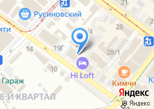 Компания «Advocard» на карте