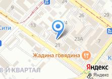 Компания «ШагоМир» на карте