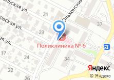 Компания «Аптека №103» на карте