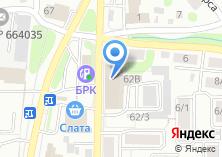 Компания «Сервис-метод» на карте