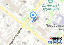 Компания «Место сайтов» на карте
