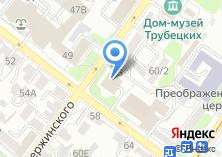 Компания «НовоДом» на карте