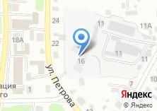 Компания «Т-К-Сервис торгово-ремонтная компания» на карте