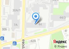 Компания «ИЗДМ» на карте