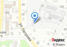 Компания «Монолитстрой-Иркутск» на карте