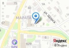 Компания «На Глеба Успенского» на карте