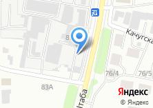 Компания «МоноОкна» на карте