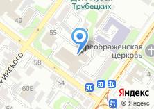 Компания «ВТК» на карте