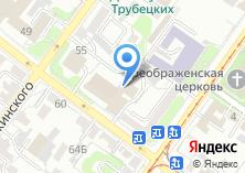 Компания «Чёрная лагуна» на карте