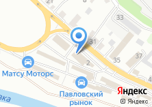 Компания «Меридиан-Авто» на карте
