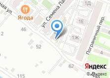 Компания «Контакт-Байкал» на карте