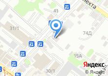 Компания «Специальная коррекционная общеобразовательная школа №1» на карте