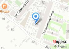 Компания «Ворота Сибири» на карте