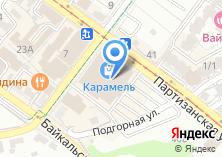Компания «Вскрытие замков в Иркутске» на карте