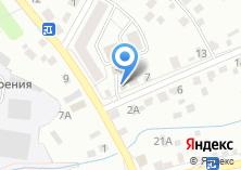 Компания «АДЭН» на карте