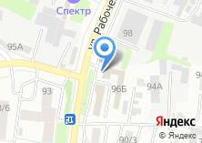 Компания «Байкал-Эксперт» на карте