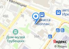 Компания «Админ-Аудит» на карте