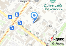 Компания «Промышленно-транспортная Корпорация» на карте