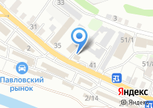 Компания «Завод камня» на карте