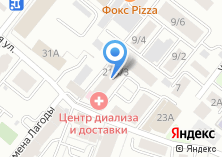 Компания «ПРОСТО служба по размещению рекламы» на карте
