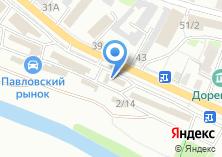 Компания «Super Шина» на карте