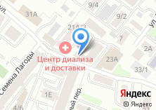 Компания «Октябренок» на карте