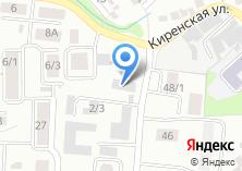 Компания «СибЭкономТепло» на карте