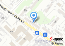 Компания «ДЕНТОЗ» на карте