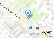 Компания «Bizonov.net» на карте