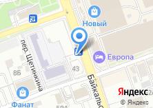 Компания «АртФлора» на карте