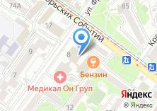 Компания «Арбитражный управляющий Шерстянников А.Г.» на карте