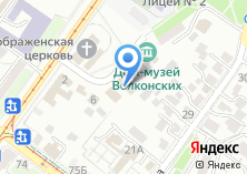 Компания «Театр пилигримов» на карте