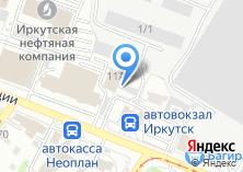 Компания «Бухгалтерская служба» на карте