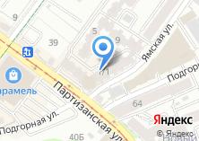 Компания «ПрофМонтаж» на карте