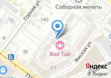 Компания «Glazur» на карте