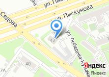 Компания «Центр психолого-медико-социального сопровождения г. Иркутска» на карте