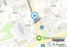 Компания «Siberian Tour» на карте