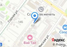 Компания «Адвокатский кабинет Галкиной З.А» на карте