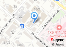 Компания «РадиоИзвозчик» на карте