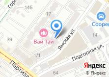 Компания «ГК Электрон» на карте