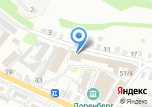 Компания «СКС» на карте