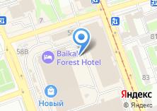 Компания «Юрисконсульт» на карте