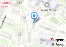 Компания «Нефрит» на карте