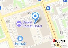 Компания «АзЭнергоБайкал» на карте