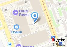 Компания «PowerBall & NeoCube-Иркутск» на карте