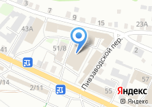Компания «Сибирский Светодиод» на карте