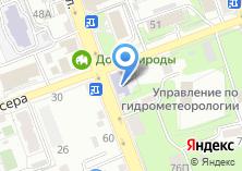 Компания «Центральная городская библиотека им. А.В. Потаниной» на карте