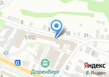 Компания «Армадилло Бизнес Посылка служба экспресс доставки» на карте