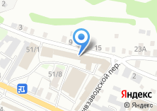 Компания «JapanTrek» на карте