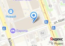 Компания «LаVINA» на карте